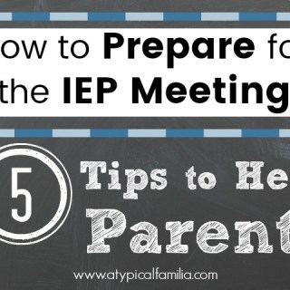 How to Prepare for the IEP Meeting