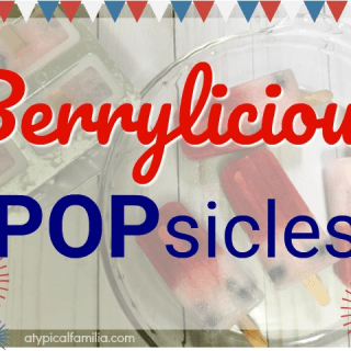 Stars & Stripes: Berrylicious POPsicles