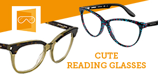 Cute reading glasses