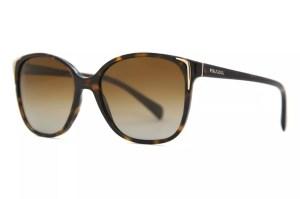 Prada polarised sunglasses women