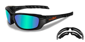Wiley X Gravity Polarized CCGRA07