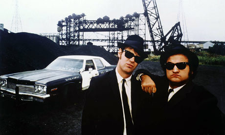 Sunglasses in The Blues Brothers