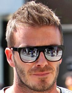 David Beckham RetroSuperFuture