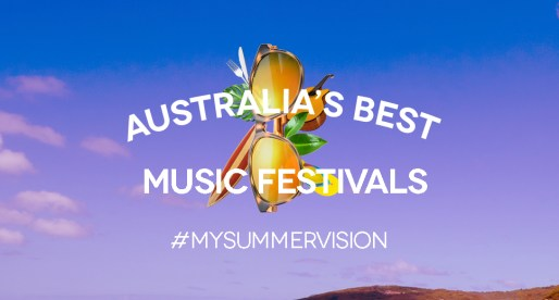 Australia's Best Music Festivals