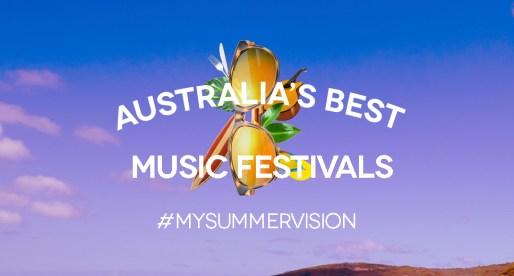 Australia's Best Music Festivals
