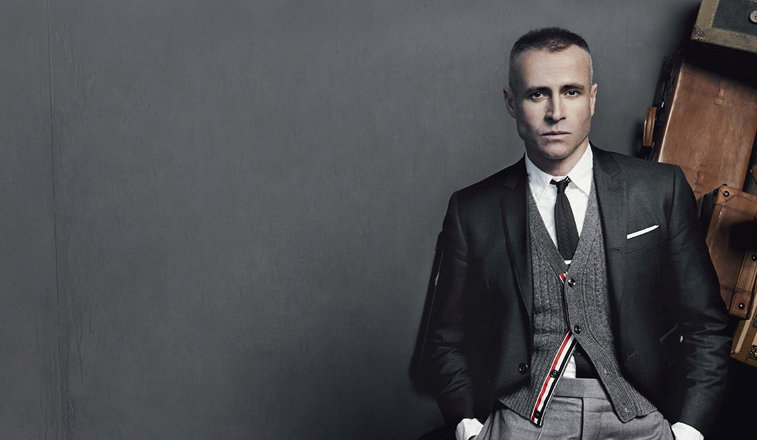 Thom Browne: About Being True To Yourself