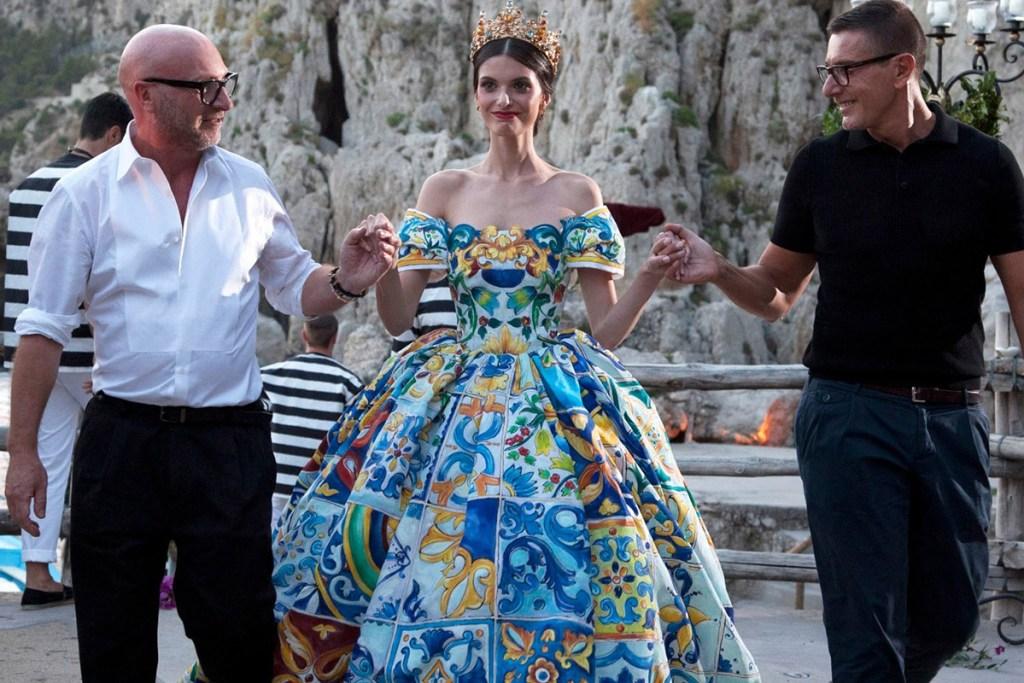 Dolce&Gabbana Maioliche