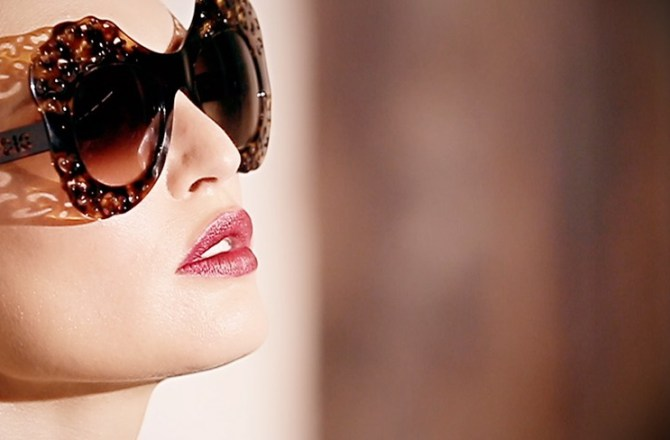 Dolce & Gabbana Spain in Sicily: Discover the eye and sun collection!