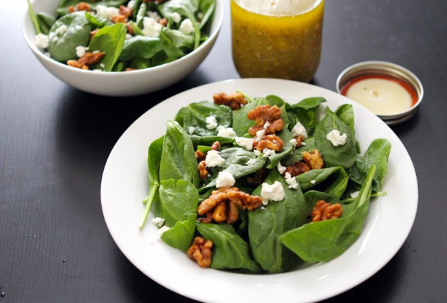How to: Superfood Salad for Your Eyes