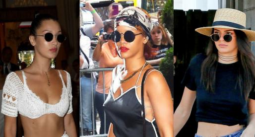This Season's Biggest Celebrity Street Style & Eyewear Trends