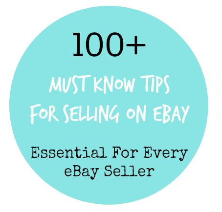 100+ Must Know Tips For Selling on eBay
