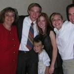 Pam, Dannon, Katie, Audrey, Emily, and Dan