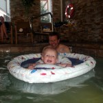 We enjoyed the pool and hot tubs.