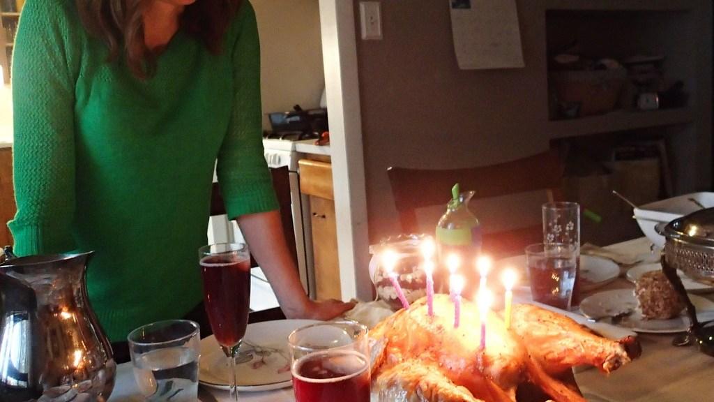 Birthday Turkey