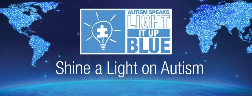 Light it Up Blue 3.0