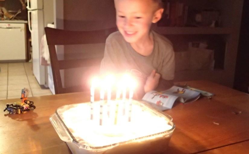 Cooper Turns 6