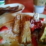 This OMG French Toast (that's what it's called, I'm not suddenly trying to be hip) will also need to be recreated.