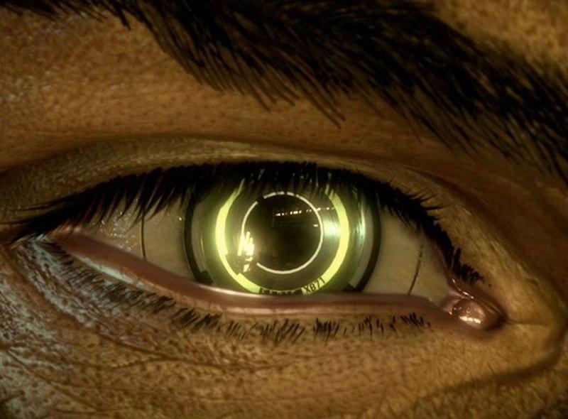 The Eyeborgs