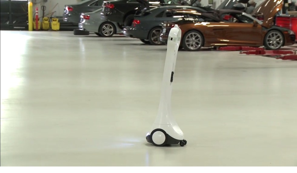 Audi ART robot