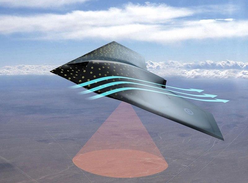 """BAE Systems szykuje """"sztuczną skórę"""" dla samolotów"""