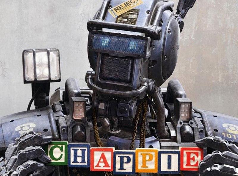 Chappie – Die Antwoord, Hugh Jackman i robot w jednym filmie