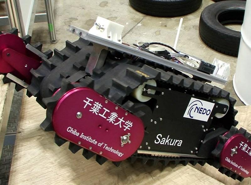 Roboty w Fukushimie