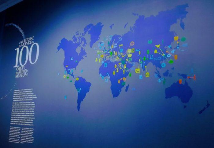 Une Histoire du monde en 100 objets du British Museum