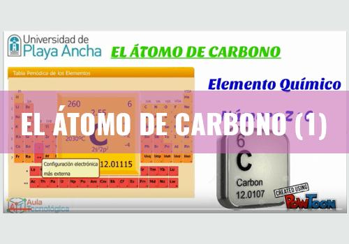 El átomo de Carbono (1)