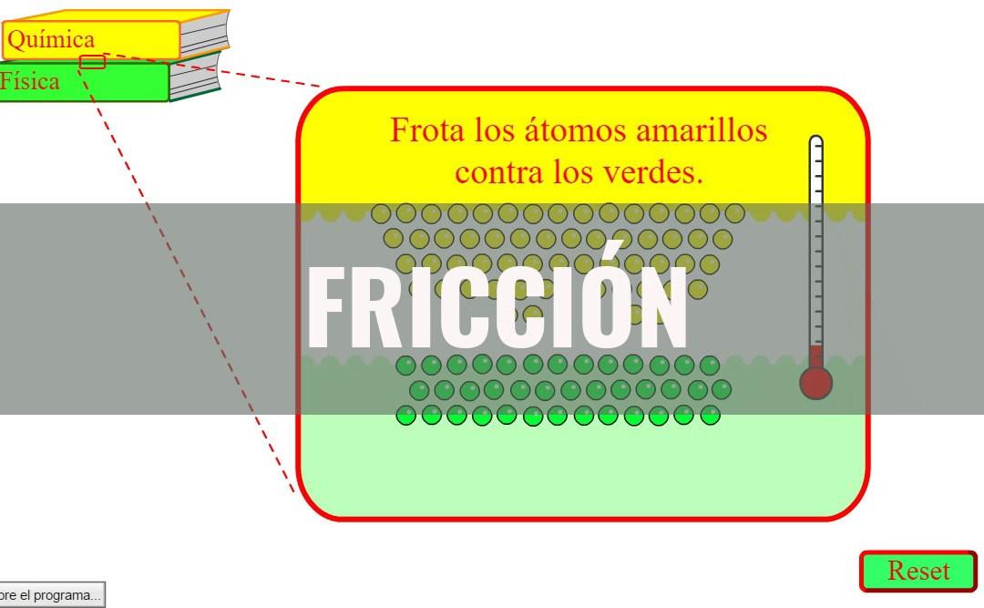 Fricción