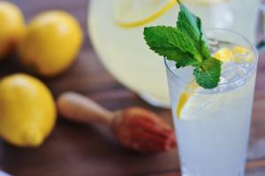 Spicy Green Lemonade