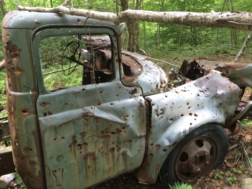 dead truck