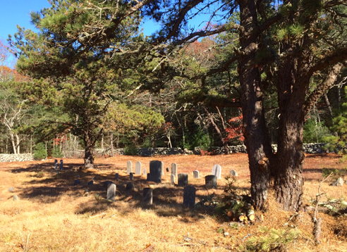 old quaker cemetery