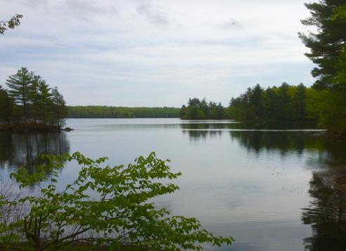 ponagansett reservoir