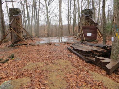 "Picnic Pavilion (Photo courtesy ""HikinginRI"", used with permission)"