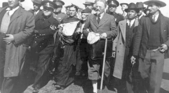 Trotsky In Mexico