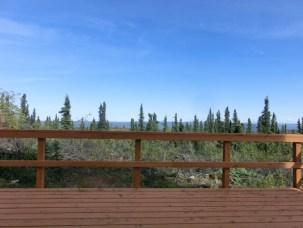Cedar Lodge Deck