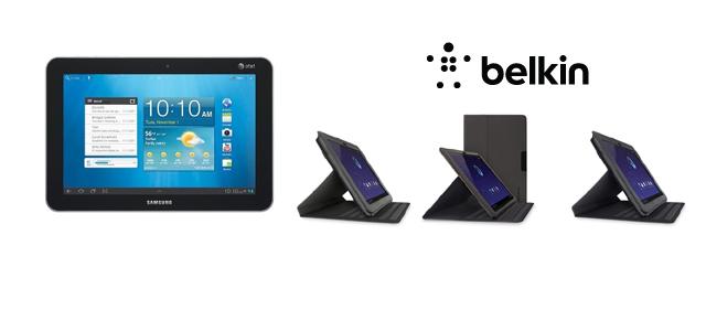 Galaxy Tab 8.9 Belkin Cases