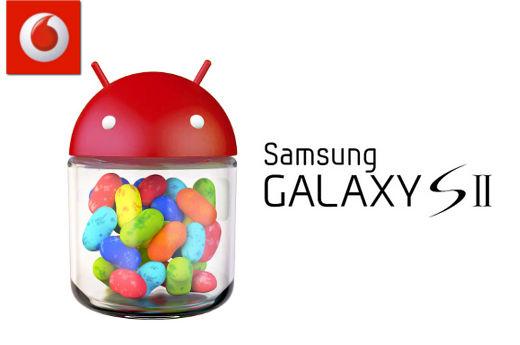Vodafone Jelly-Bean-galaxy-S II