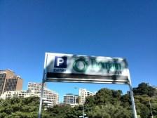 Domain carpark