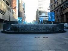 Matrix fountain, Sydney