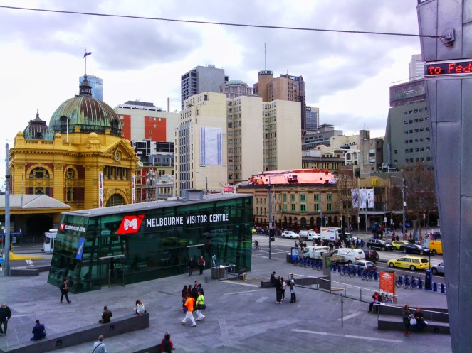 Outdoor - Federation Square