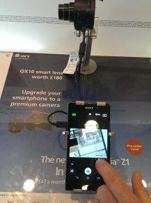 Z1-display