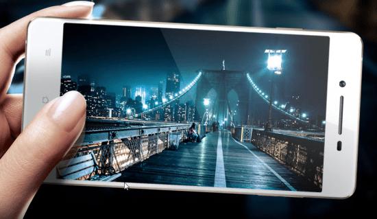 OPPO R1 quad-core camera phone (R829T)