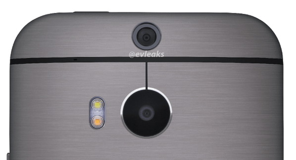EVLeaks All New HTC One Cameras