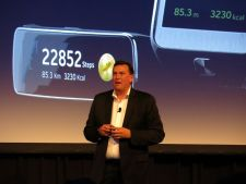 Arno Lenoir, Chief Marketing Officer of Samsung Electronics Australia