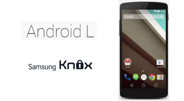 Knox in Android L
