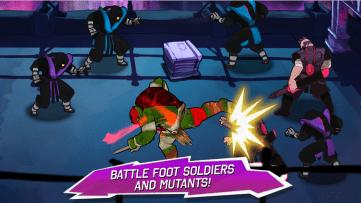 TMNT Game Screenshot 3