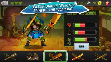 TMNT Game Screenshot 4