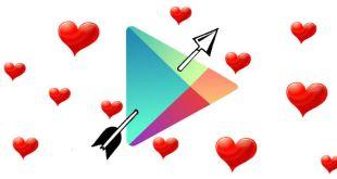 Google Play Valentines Day