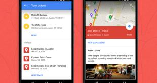Google Maps - My Maps integration